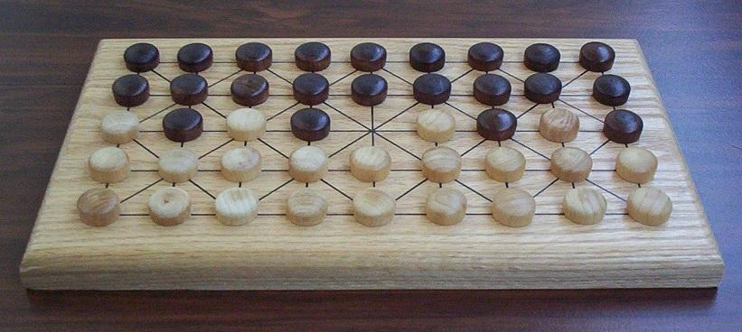 Il Fanorona, gioco tipico del Madagascar - Un paradiso ...